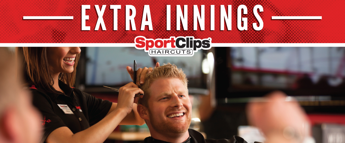 The Sport Clips Haircuts of Little Rock - Chenal Extra Innings Offerings